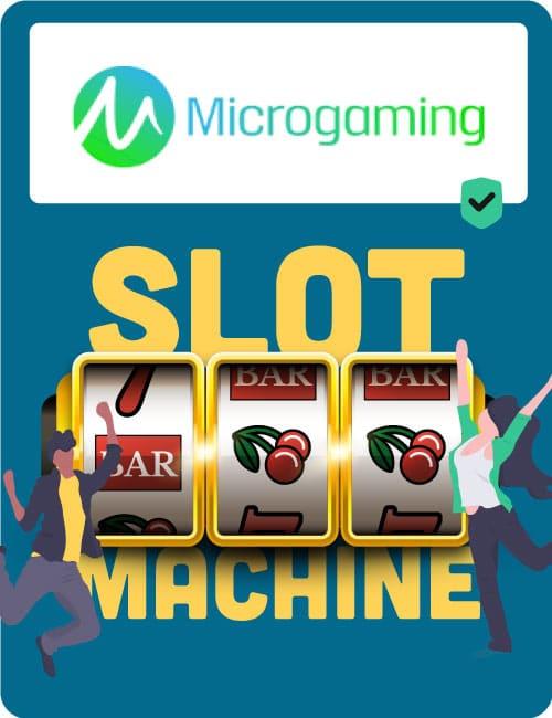 Microgaming Slot Machine